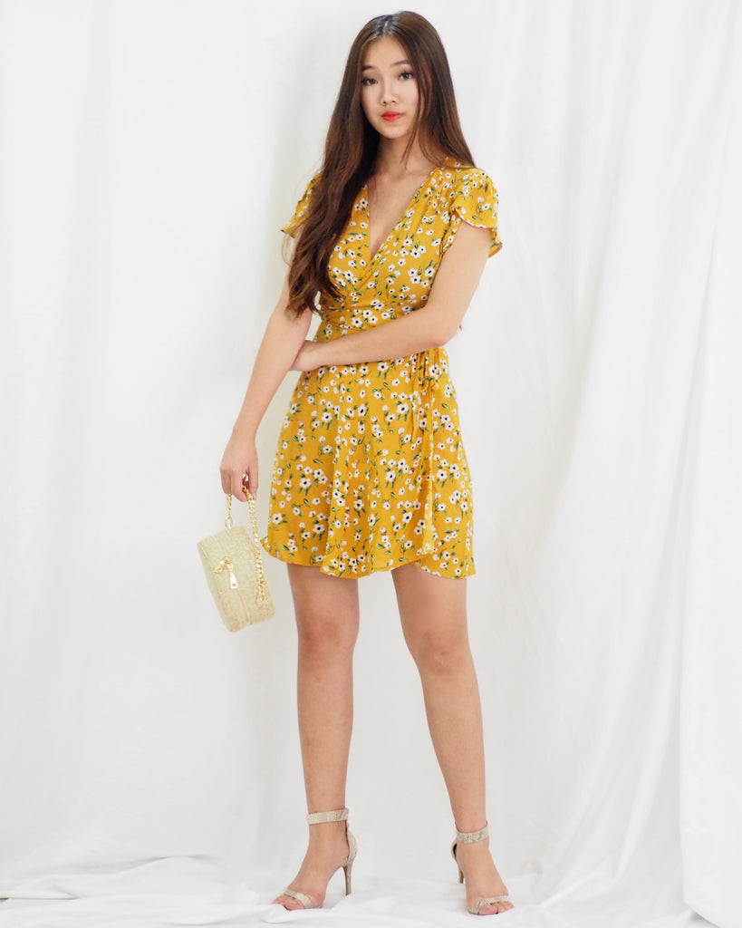 Aria Dress (YELLOW)