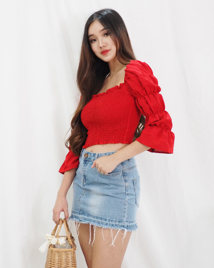 Arianna Top (RED)