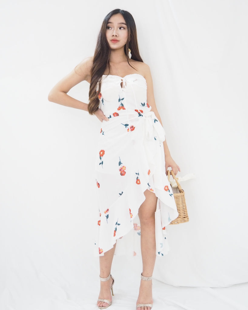 Constance Dress (WHITE)