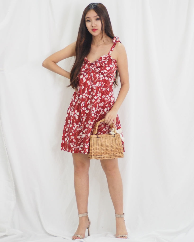 Jacee Dress (RED)
