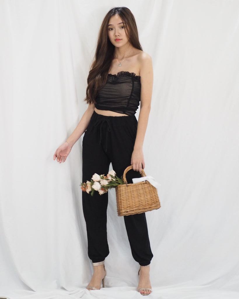 Polla Top (BLACK)