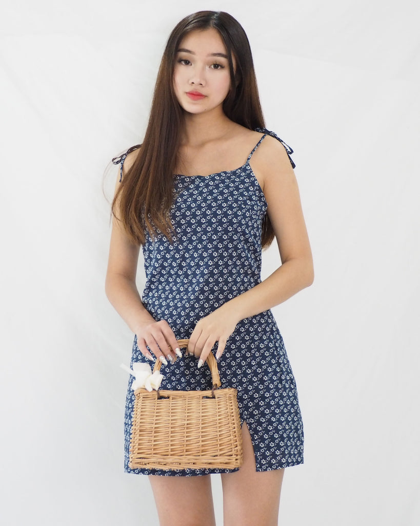 Kimmy Dress (BLUE)