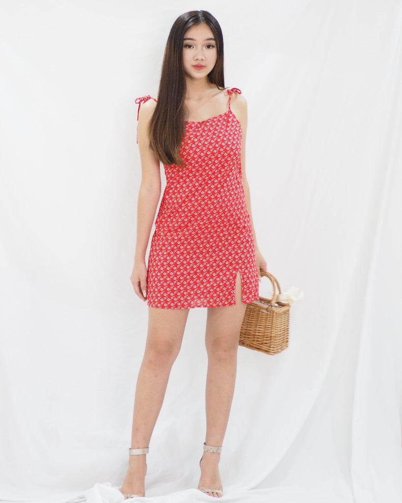 Kimmy Dress (RED)
