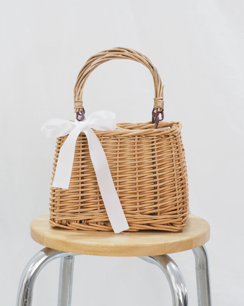 Leilani Rattan Bag (BACKORDER)