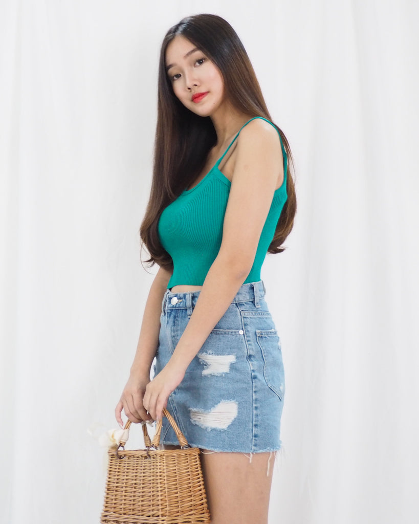 Liva Top (GREEN)