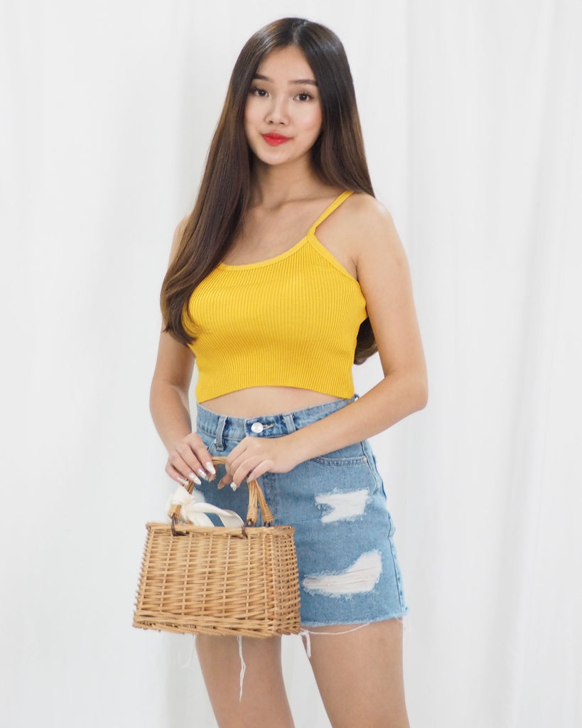 Liva Top (YELLOW)