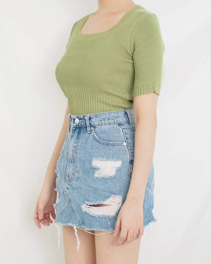 Avery Top (GREEN)