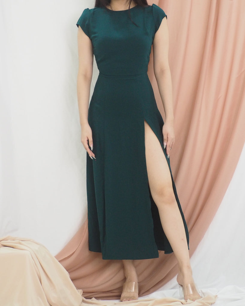 Jade Dress (GREEN)