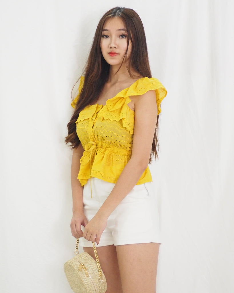 Piper Top (YELLOW)