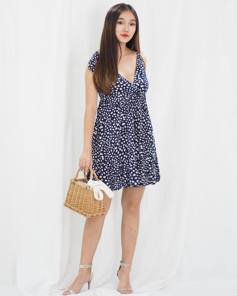 Ramel Dress (BLUE)