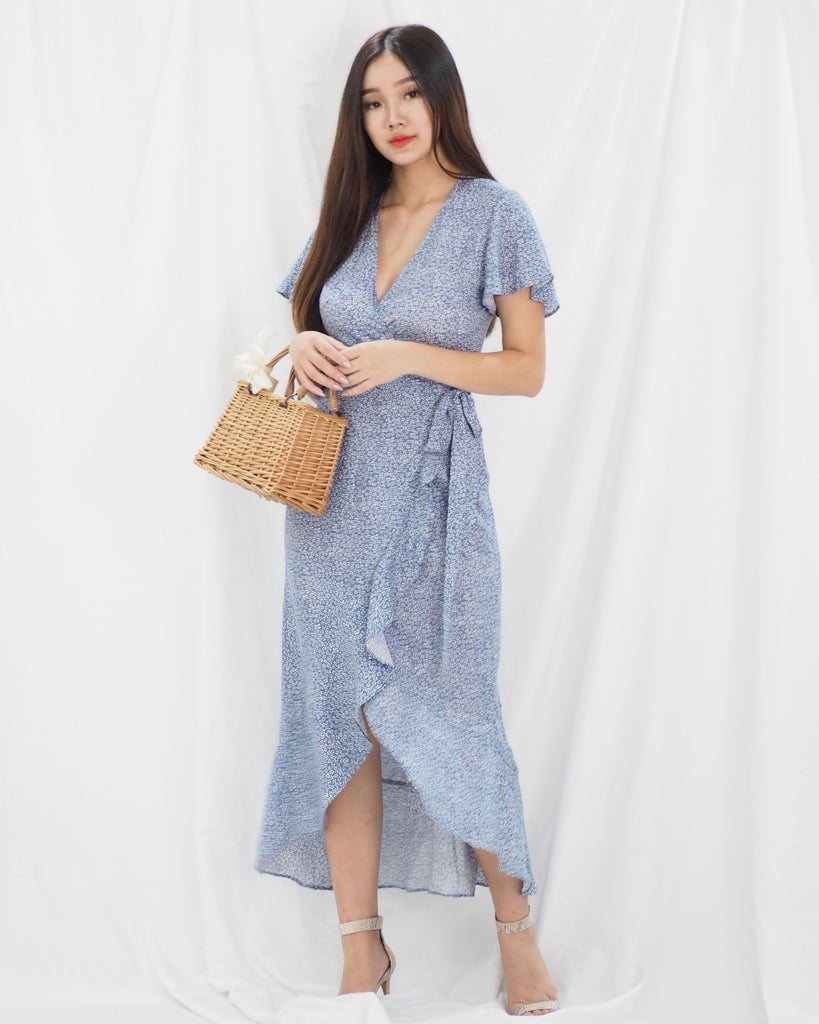 Sienna Dress (BLUE)