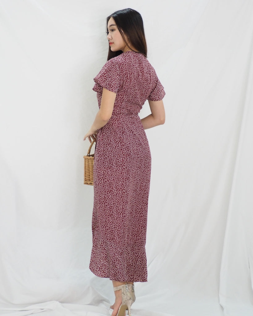 Sienna Dress (RED)