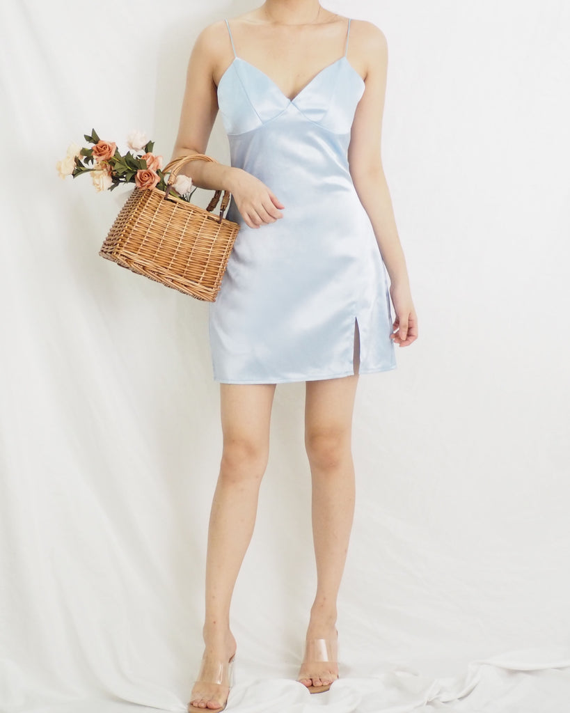 Brixon Dress (BLUE)