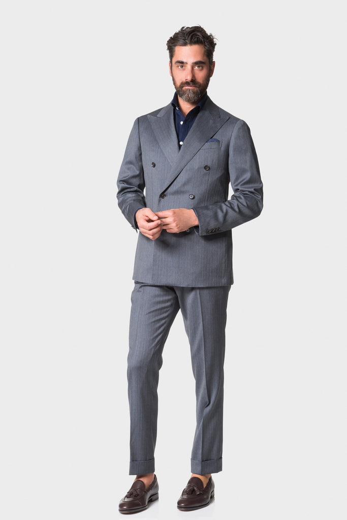 Grey Solaro Suit