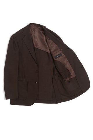 Brown 'Balloon' Jacket