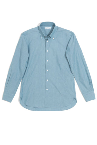 Chambray Button Down Dress Shirt