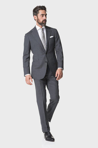 Grey 'Calm Twist' Suit