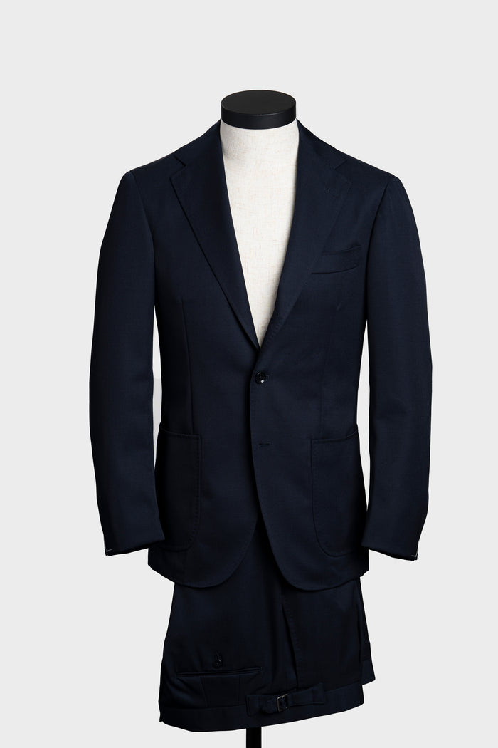 Navy Army Serge Suit