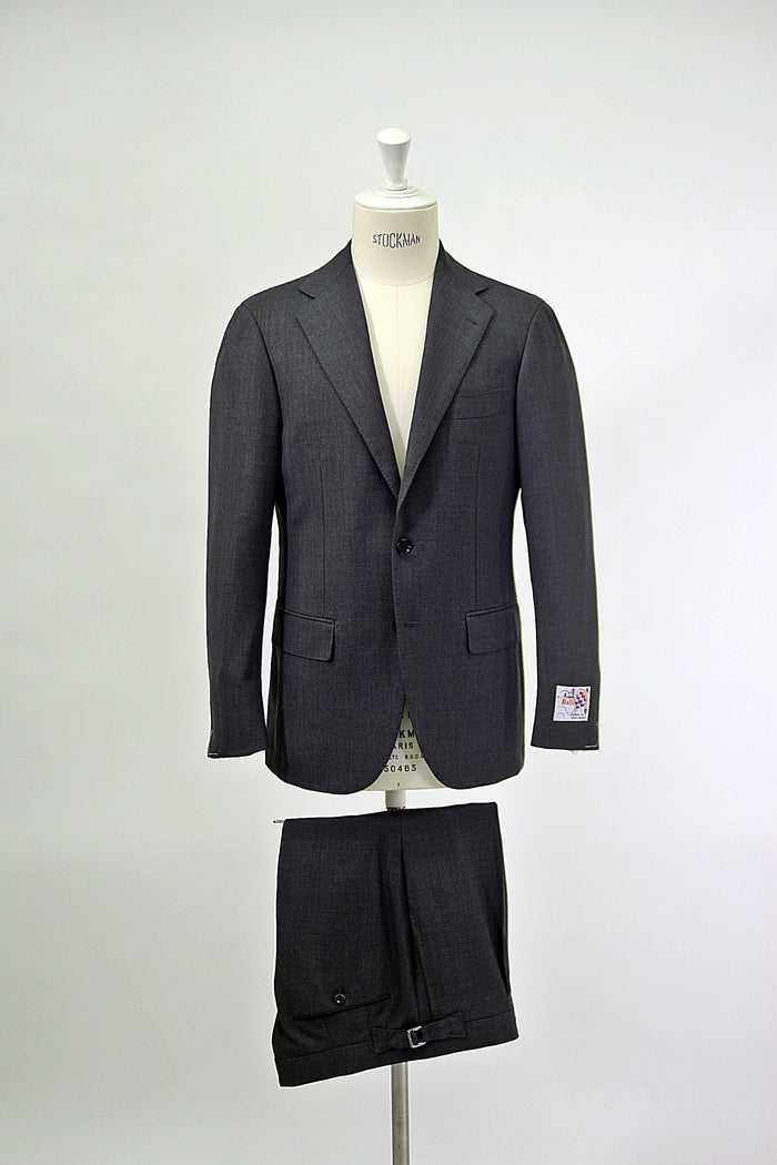 Grey 'Balloon' Fresco Suit