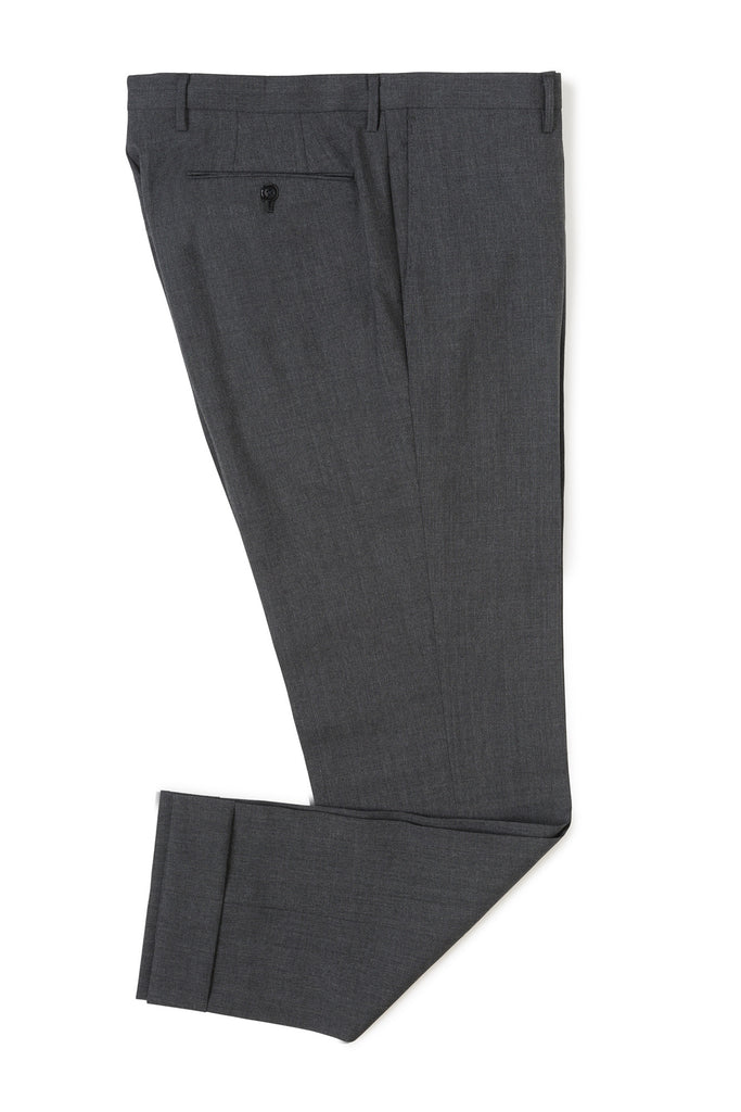 Grey 'Calm Twist' Trousers