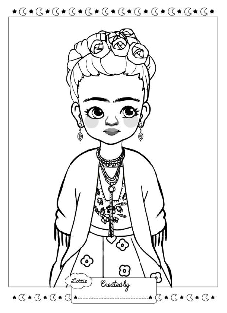 - Frida Kahlo Biography For Kids