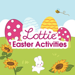 Easter Lottie Activities for kids
