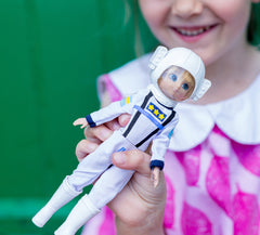 lottie doll with astro space adventures outfit