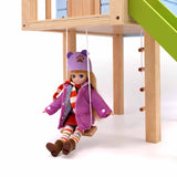 Treehouse Toy | Dog, Building, Doll | Kids Gifts by Lottie