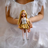 Ballerina Doll | Swan Lake | Lottie