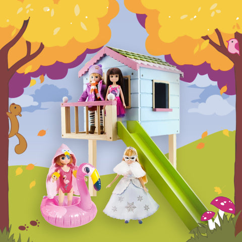 Kids Toys | Four Seasons | Best Gifts by Lottie Dolls