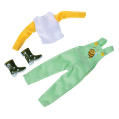 Bee Yourself Doll Clothes Set