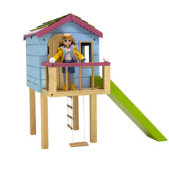 Doll House | Muddy Puddles and Treehouse