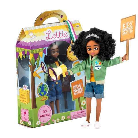 Mari Copeny | Kid Activist Doll | Little Miss Flint