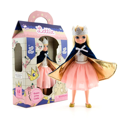 Doll | Queen of the Castle | Lottie