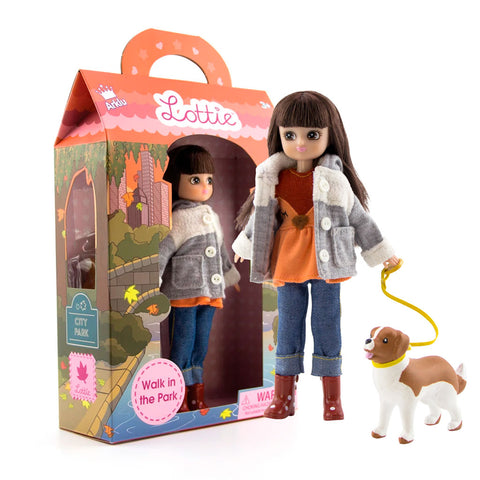Doll |Walk in the Park | Kids Toys and Gifts by Lottie