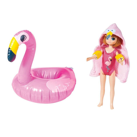 Dolls | Pool Party Lottie Doll