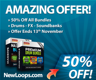 Sales Start NOW! 50% Off ALL Bundles!