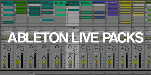 Ableton Live Packs