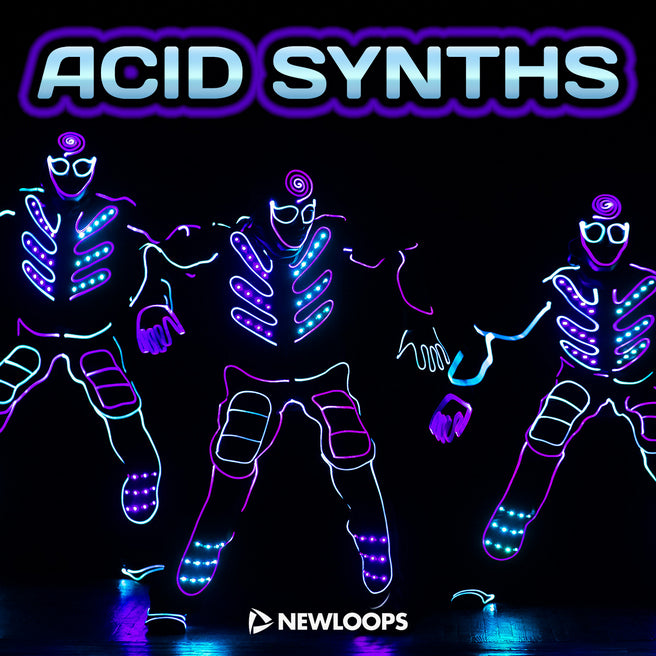 New Loops - Free Acid Synths