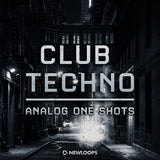 Free Club Techno One Shots (Free Techno Samples)