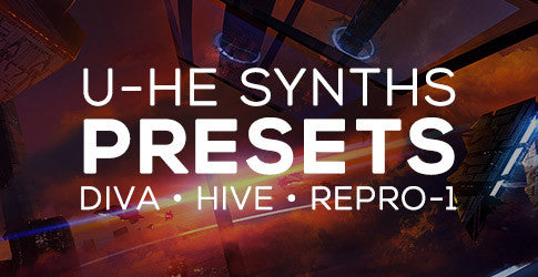 U-he Synths Presets