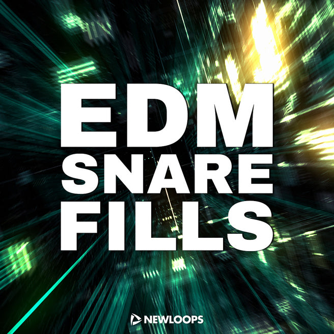 Free EDM Snare Fills (Free EDM Samples) – New Loops