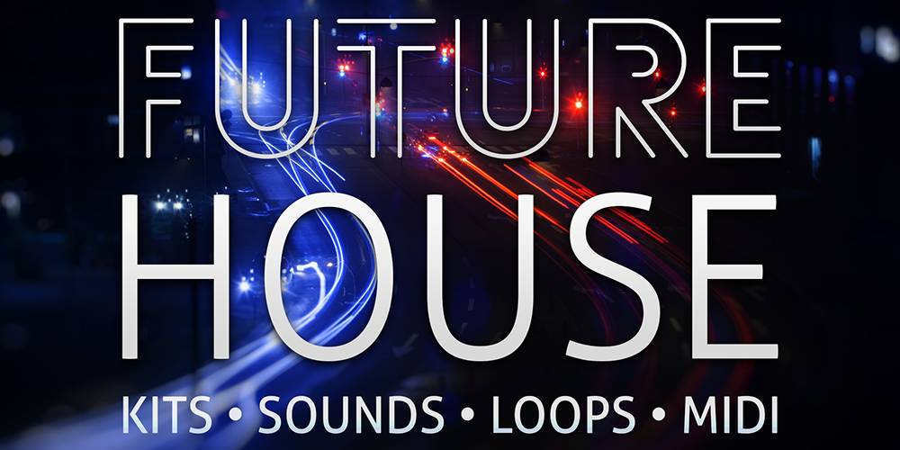 New Loops Future House Sample Pack