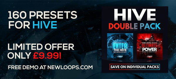 Hive Double Pack - 160 Hive Presets