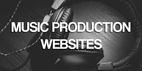 Music Production Websites