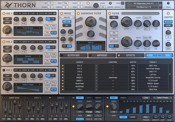 DS Audio Thorn Presets - Thorn Pro Expansion