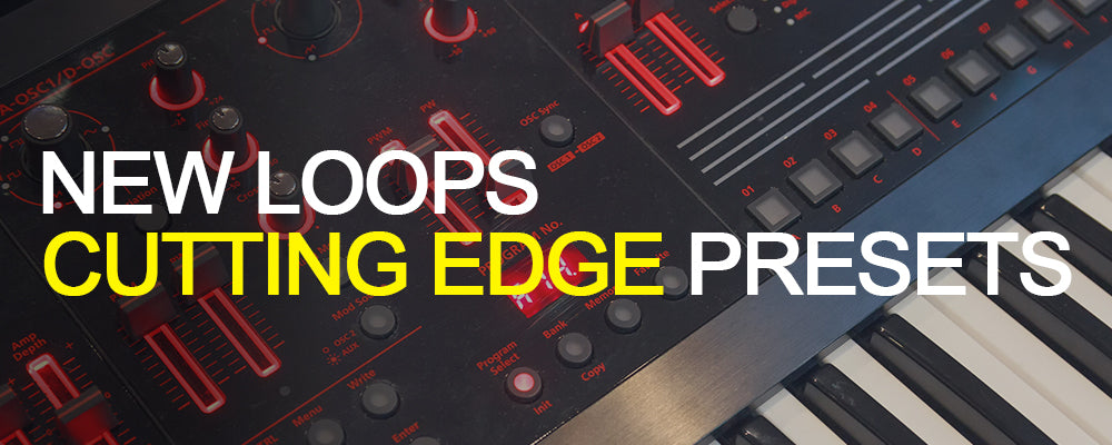 New Loops Synth Presets Sound Design