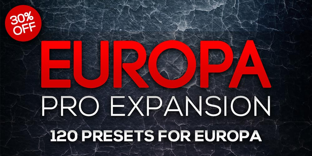 New Loops - Europa Presets
