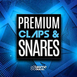 Premium Claps and Snares Samples