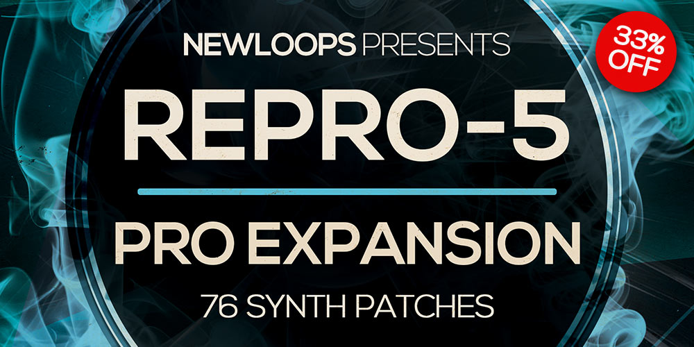 New Loops - Repro-5 Pro Expansion
